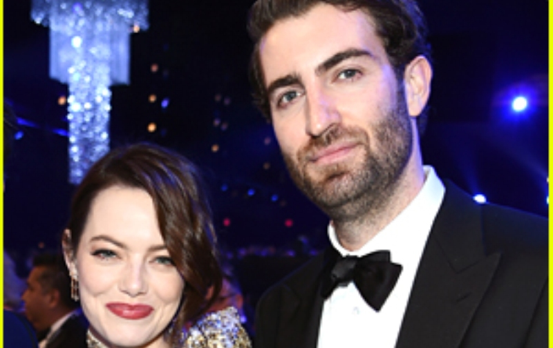 Emma Stone Engaged to boyfriend Dave McCarry