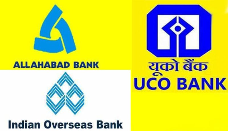 Allahabad Bank, UCO Bank, IOB get Rs 8,655 crore fund infusion