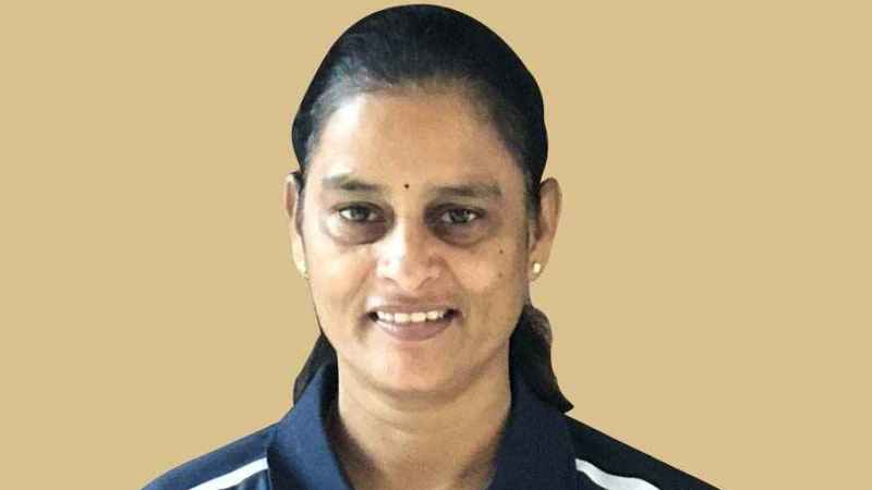 Lakshmi to become first woman referee to oversee men's ODI