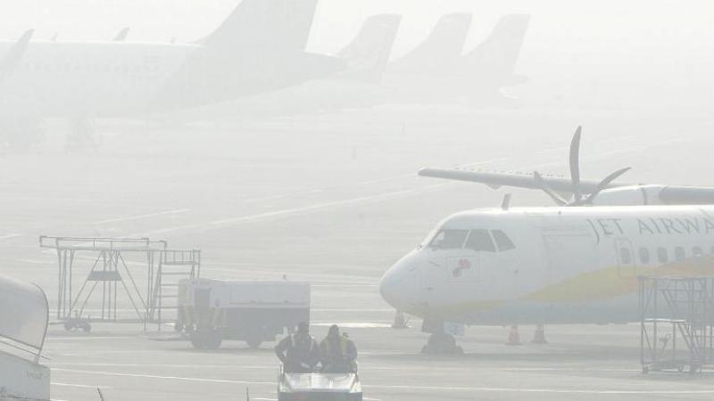 Delays, cancellations pile up due to fog at Indira Gandhi International Airport(IGIA)