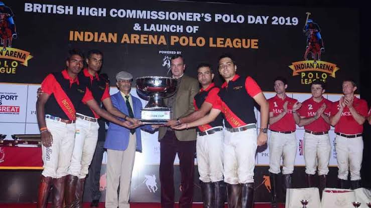 Indian Army team lifts Sudan Polo Cup