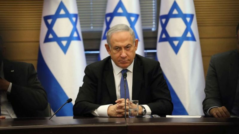 Israeli PM Benjamin Netanyahu indicted for fraud, bribery