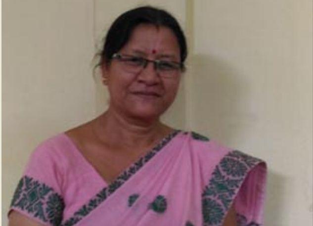 Literary figure, teacher and woman activist of Dhakuakhana Jinu Konwar Gogoi no more