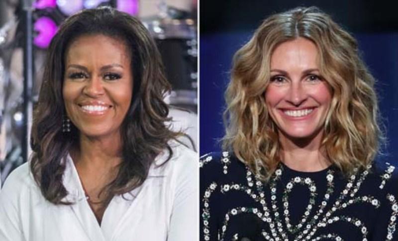 Julia Roberts, Michelle Obama to empower girls in Asia