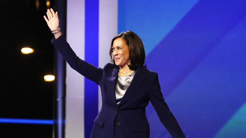 One of the hardest decisions of my life: Kamala Harris ends campaign