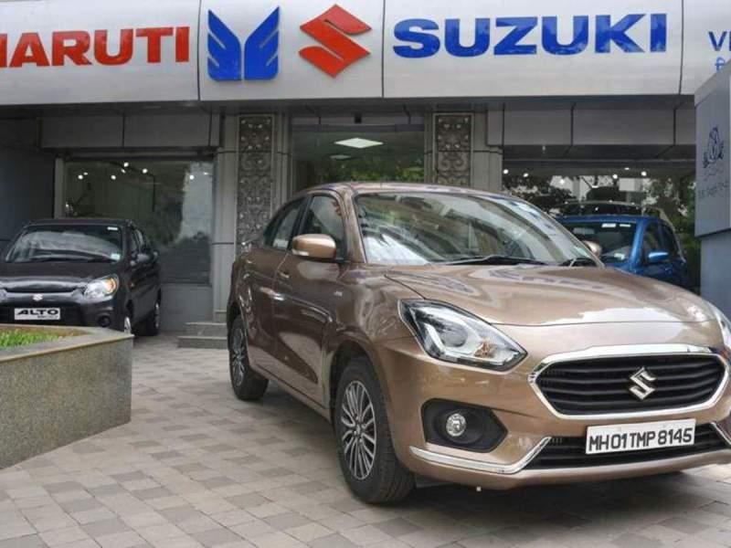 Maruti Suzuki to raise vehicle prices from Jan 2020