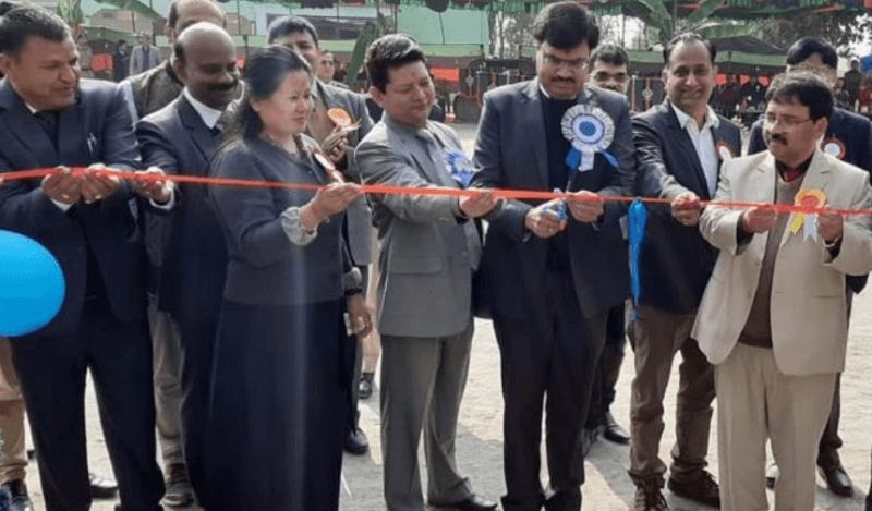 Sikkim Additional Chief Secretary G.P. Upadhayay Inaugurates Mobile Science Lab At Rhenock School