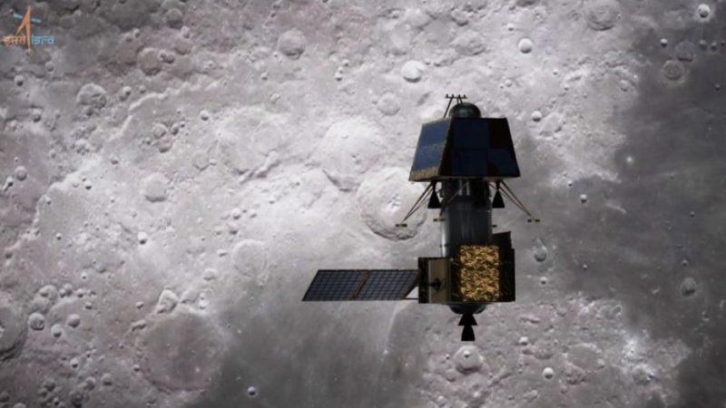 NASA credits Indian in locating Vikram moon lander debris