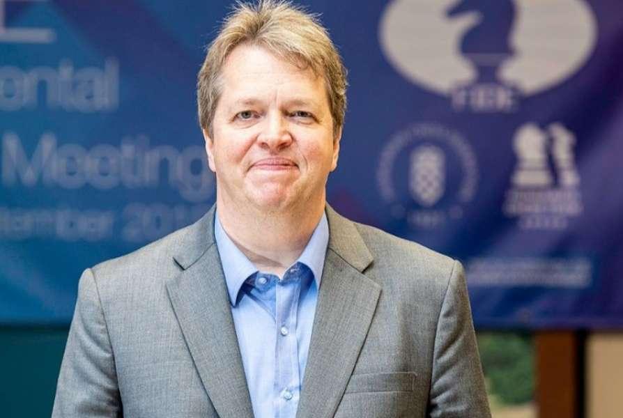 Amending FIDE constitution immediate priority: Nigel Short