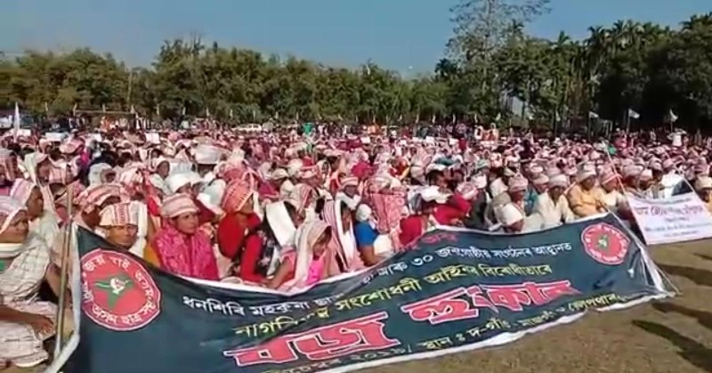 A non-violent and disciplined protest is the strength of people: AASU