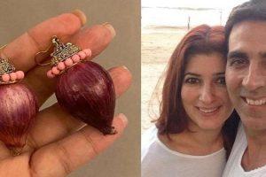 Onion Earring