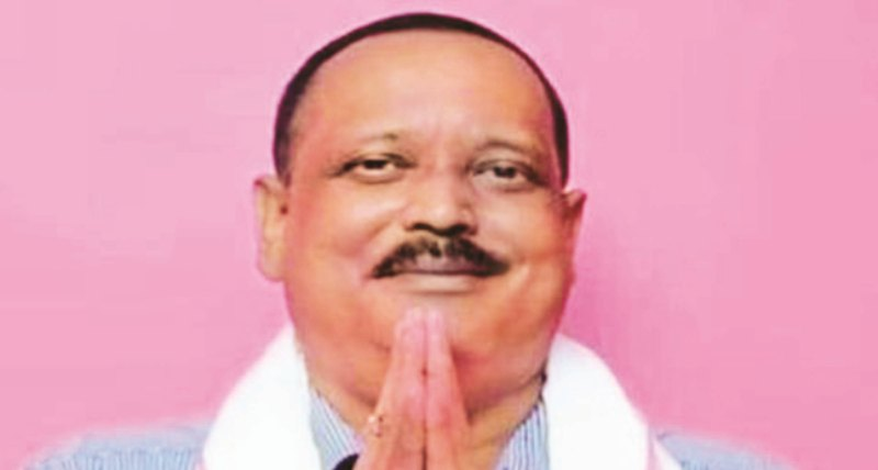 Politician, BJP MLA From Rangapara Rajen Borthakur no more