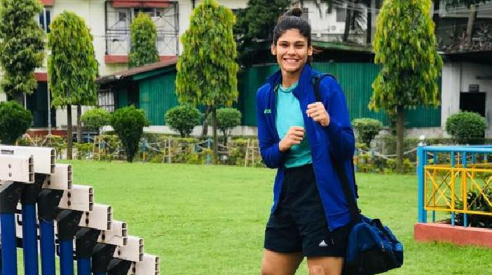 Rudali Barua wins gold at SAF Games in Kathmandu