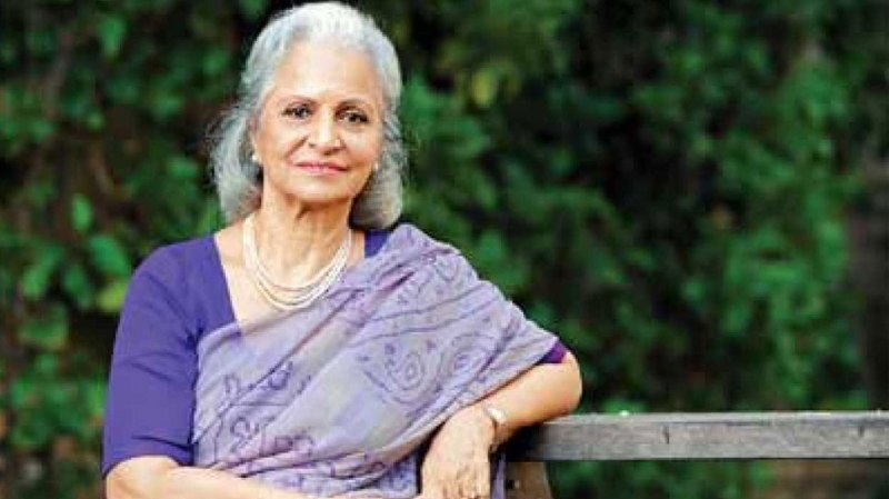 'Rapists deserve life term in jail, not death' Says Waheeda Rehman