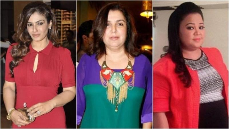 Raveena Tandon, Farah Khan, Bharti Singh booked for hurting Christian sentiments