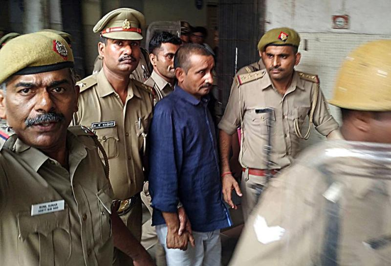 Unnao rape: Kuldeep Singh Sengar, 6 others get 10-year jail for death of victim's father
