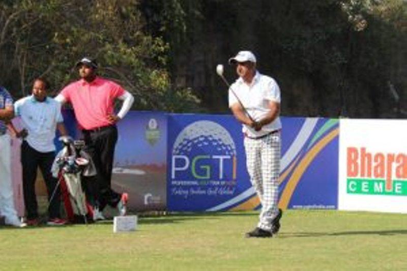 Shamim Khan coasts to three-shot win at Kensville Open