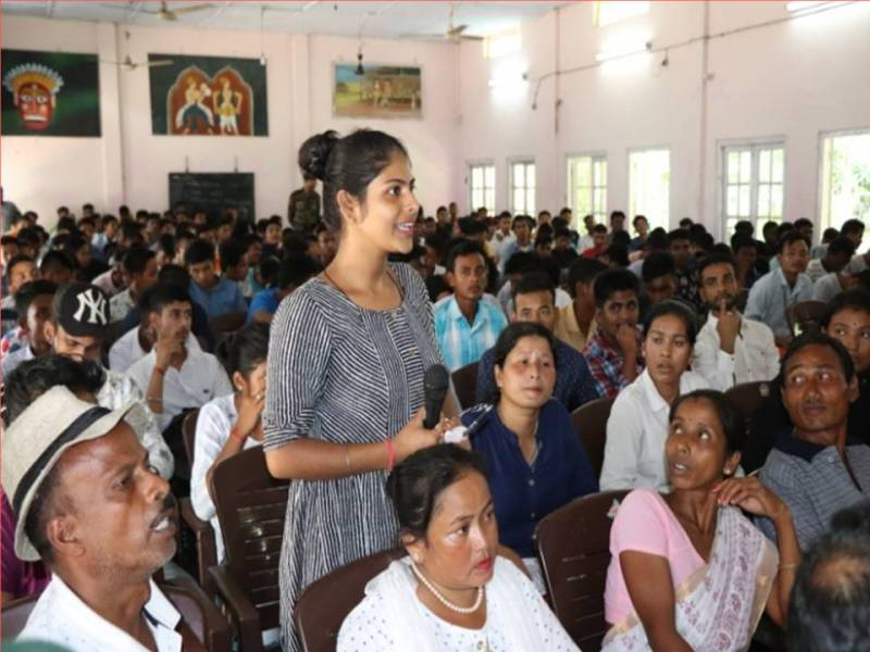 Project Swabalamban: Indian Army Facilitates Youth in Gaining Employment