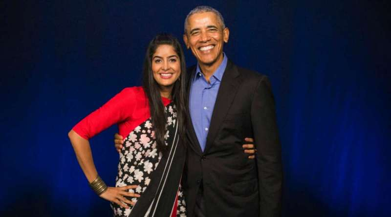 When Indian YouTuber Anisha Dixit met ex-US President Barack Obama