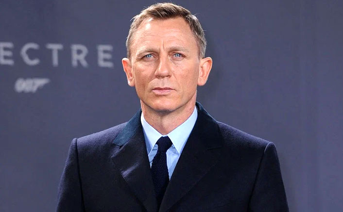 Hollywood star Daniel Craig to sport eight different looks in 'No Time to Die'