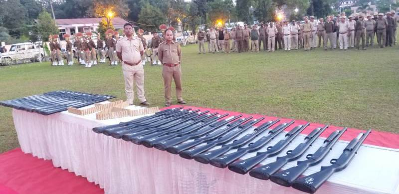 Anti depredation squads across 15 major Human Wildlife Conflict Districts launched by Assam Govt