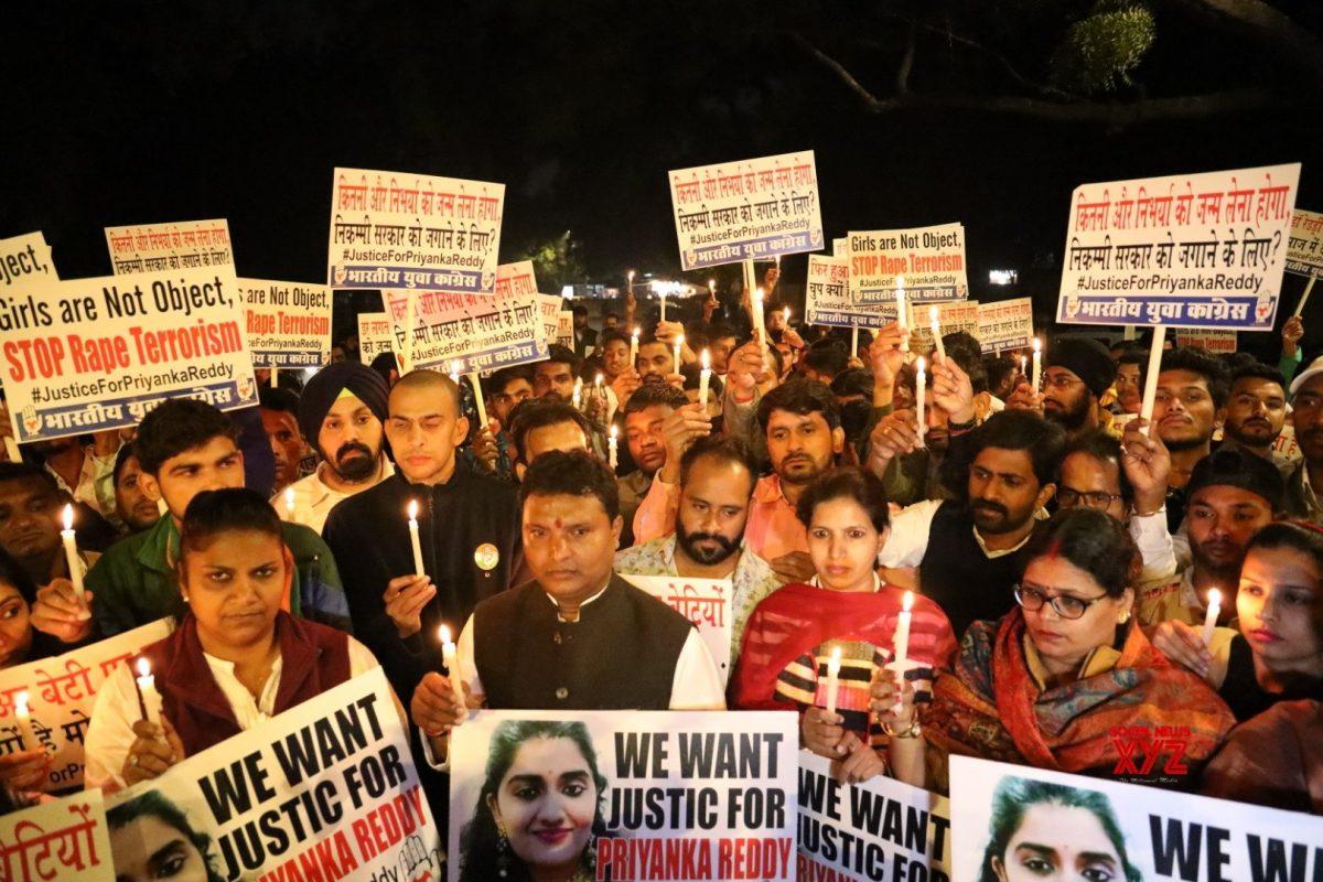 Public Anger Spills on Streets over Gang-Rape and Murder of Veterinary Doctor
