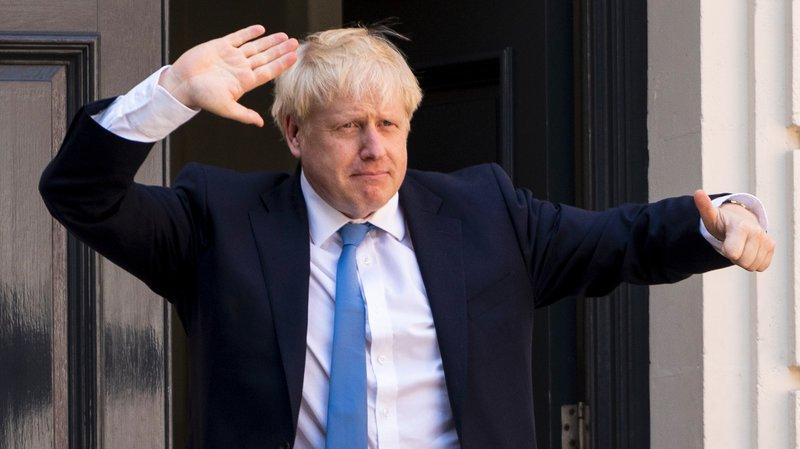 UK PM Boris Johnson vows to  crack down on crime in London, UK capital
