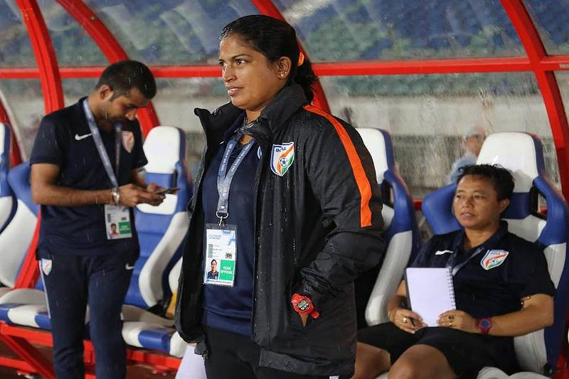 We are hungry to win gold at SAG again: Maymol Rocky
