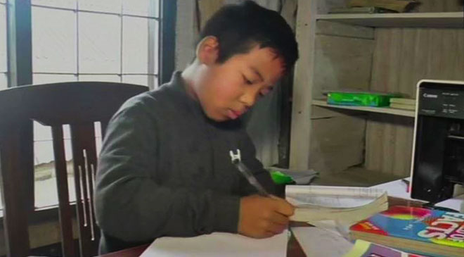 12 year old Manipur Kid Becomes Youngest Candidate to appear for Class 10 Board Exams Next Year