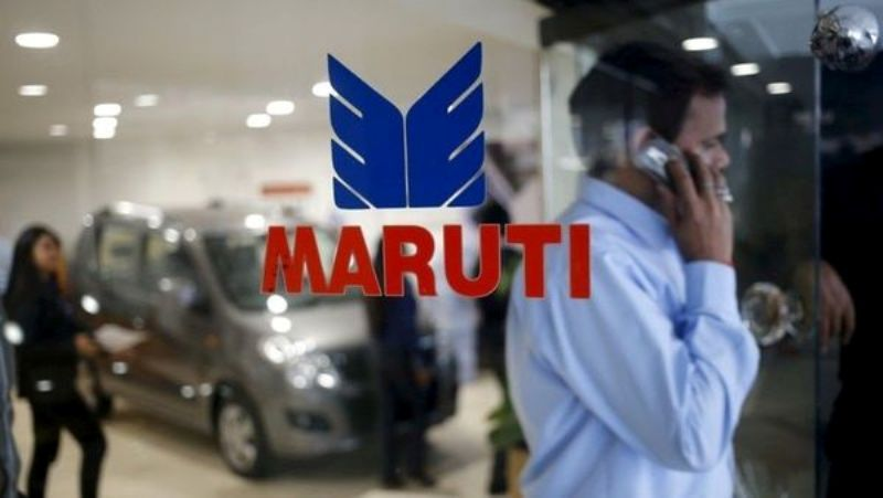 Maruti Suzuki's November production up 4.3%