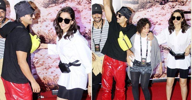 Hrithik, Sachin, Deepika-Ranveer among celebrities at Mumbai concert