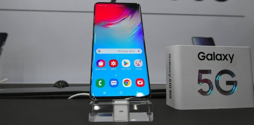 Samsung Galaxy S10 5G leads in 5G devices