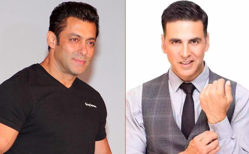 Bollywood superstars Salman Khan, Akshay Kumar trend on Twitter