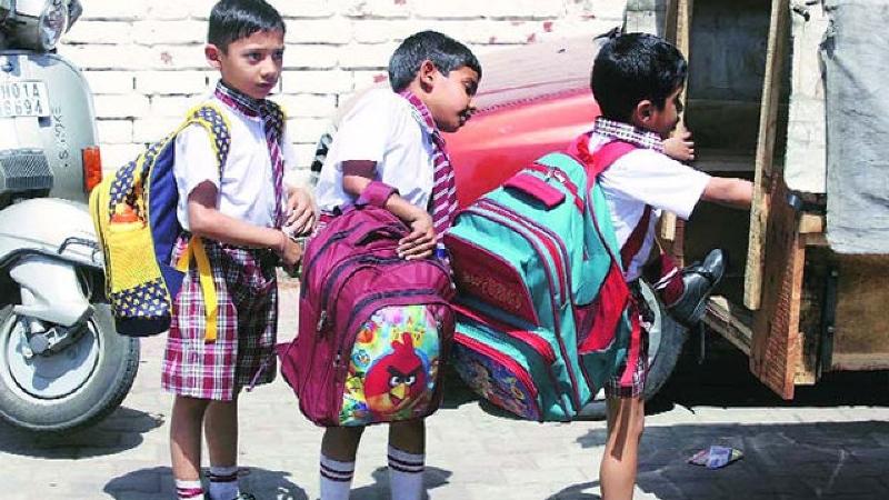 Weight of Satchels Monitored Regularly: HRD Minister Ramesh Pokhriyal