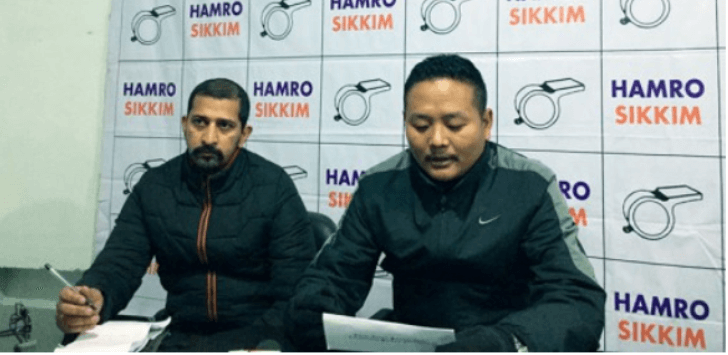 Too Little, Too Late: Hamro Sikkim Party Lambasts Government On CAB Stand