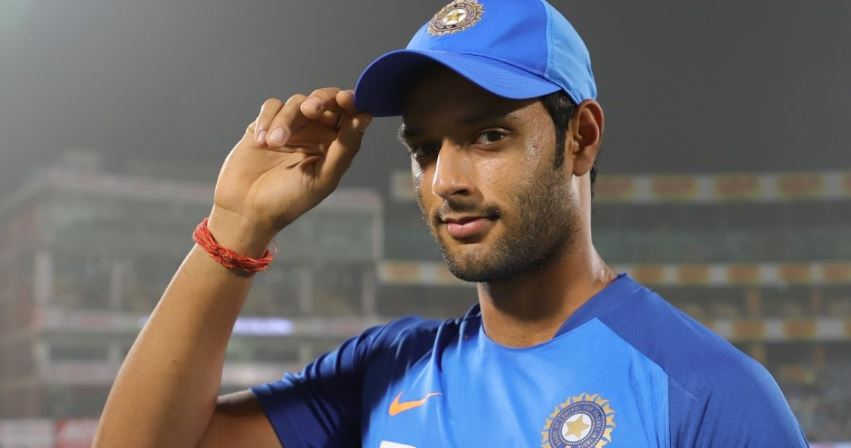 I've got a job for my country, not looking to replace Hardik: Shivam Dube
