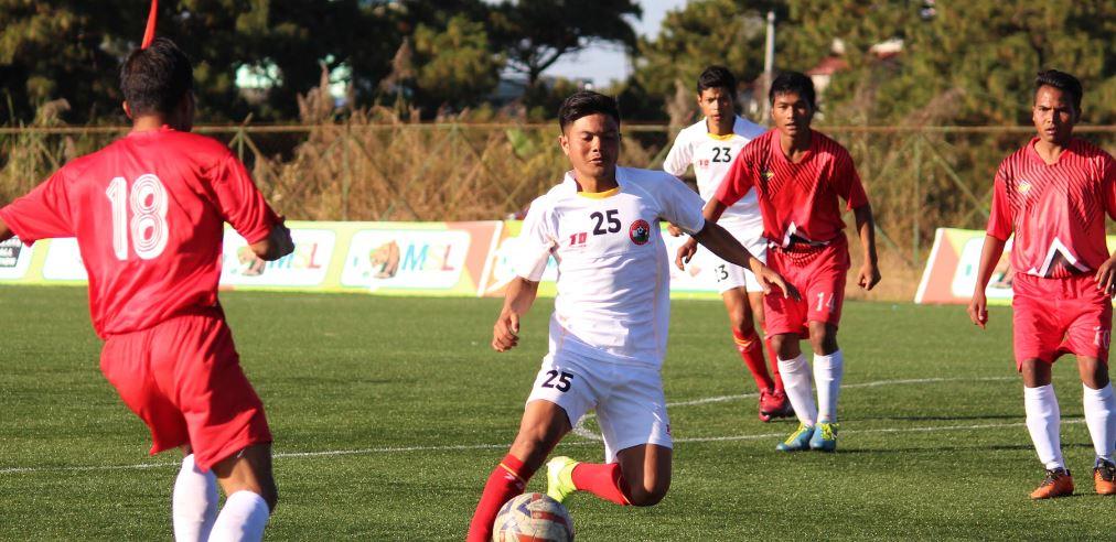 Shillong Lajong's unbeaten run continues in Meghalaya State League