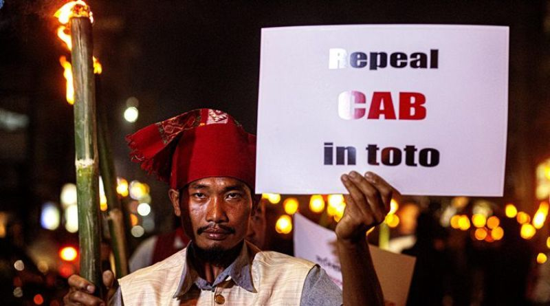 After anti-CAB protest abate normalcy returning in Tripura