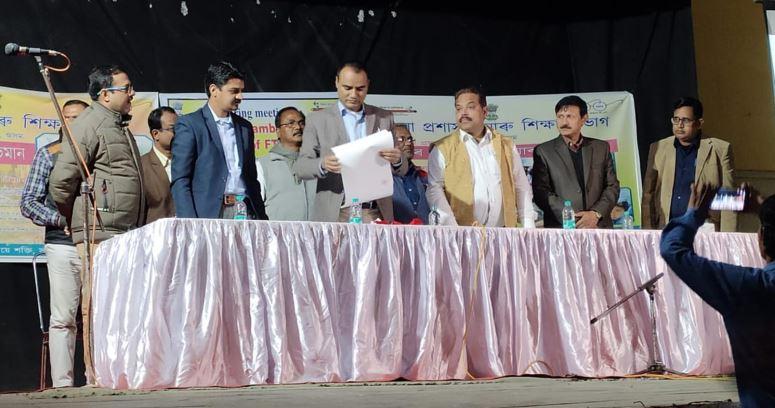 Utsav Bidhyarambh to be re-launched in Dhubri district