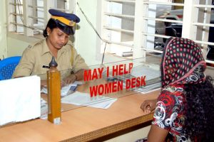 Women Help Desks