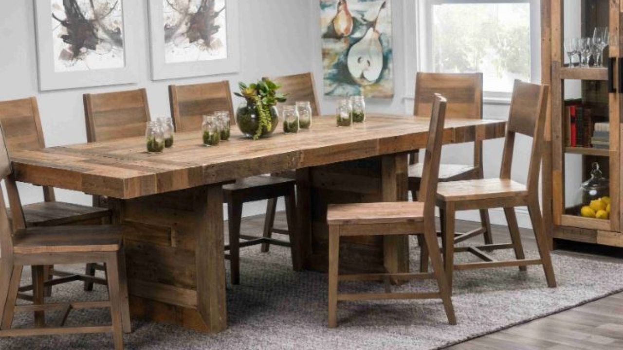 Wood Or Metal What S Best For Your Dining Room