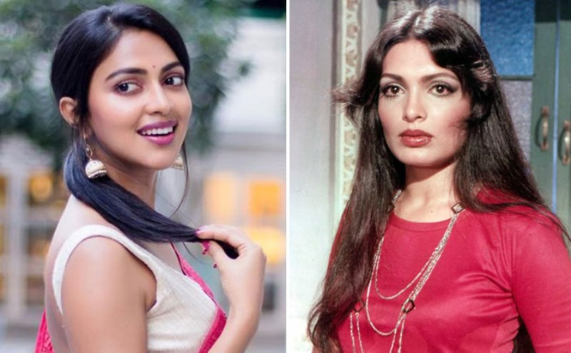 Amala Paul to play Parveen Babi in web series produced by Bhatts?