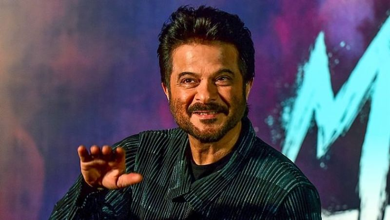 Bollywood Actor Anil Kapoor on Kissing Scenes