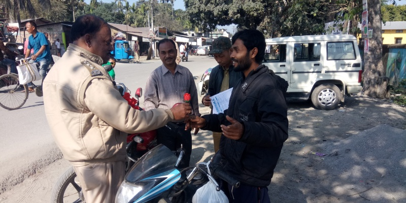 Motor Vehicle Act: Awareness Drive on Road Safety Week
