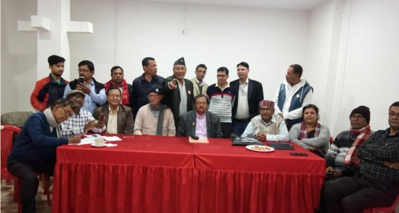 Problems of Gorkha community in BTAD discussed in Golaghat
