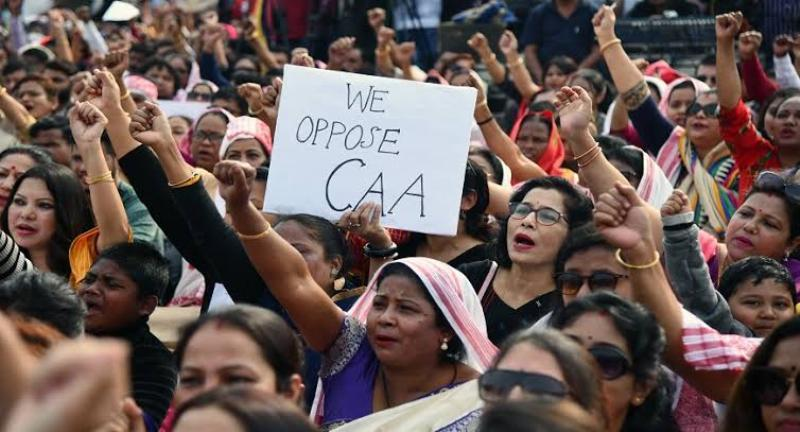 Members of Tribal Parties Rounded up During Anti-CAA Stir in Tripura