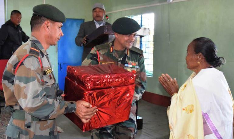 Unit of Red Horns Division organizedVeterans' Conclave in Udalguri district
