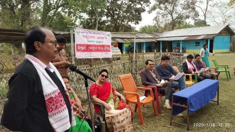 Cancer Awareness Programme Held in Dhakuakhana