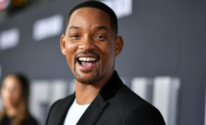 Will Smith raps about history of his life
