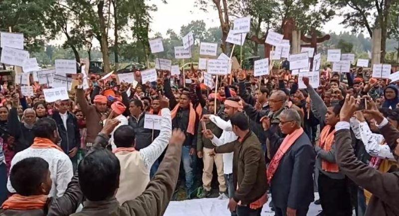 Assam Nath Jogi Students union demands Satellite-based autonomous council